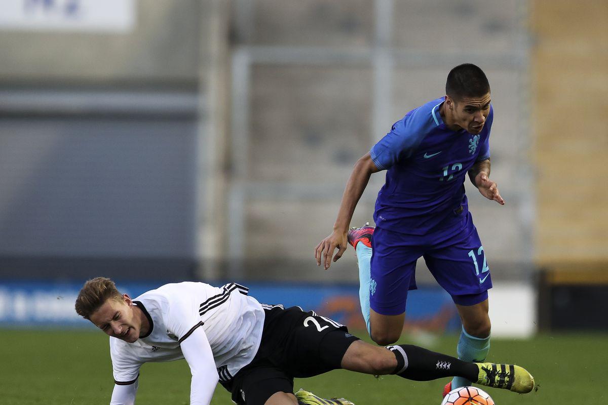 Germany U20 v Netherlands U20 - International Match