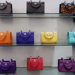 Handbags are priced from $6,000 to $30,000 and up.