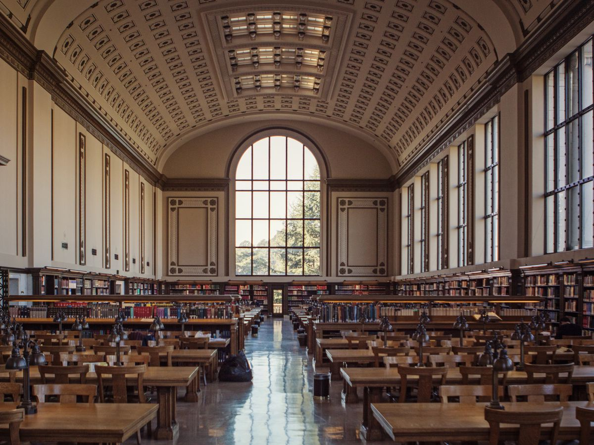 Bay Area libraries: The 21 most beautiful, mapped - Curbed SF