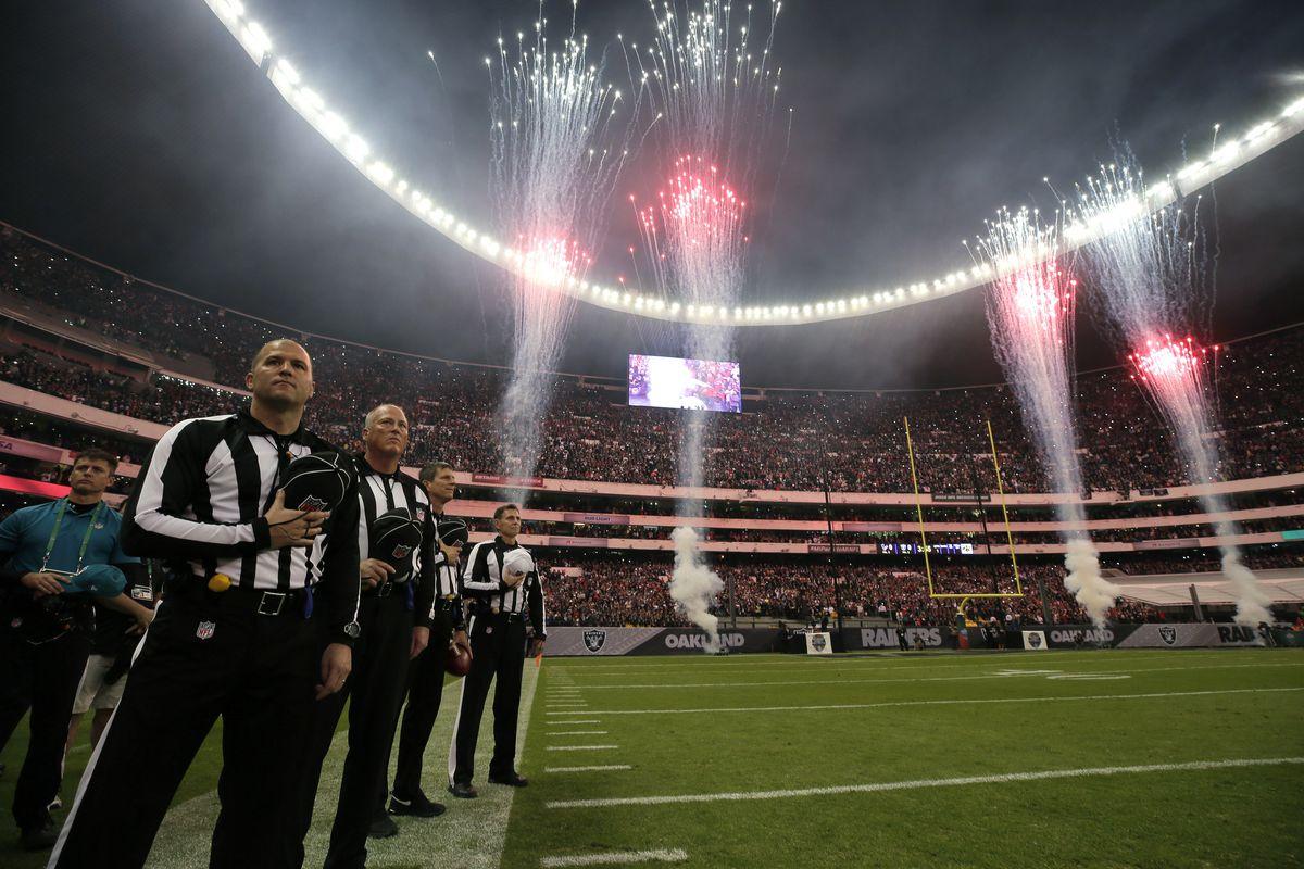 NFL: International Series-Houston Texans at Oakland Raiders