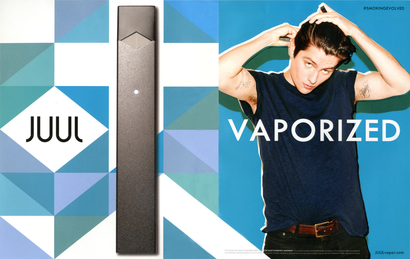 Juul ad study finds company targeted youth from beginning - Vox