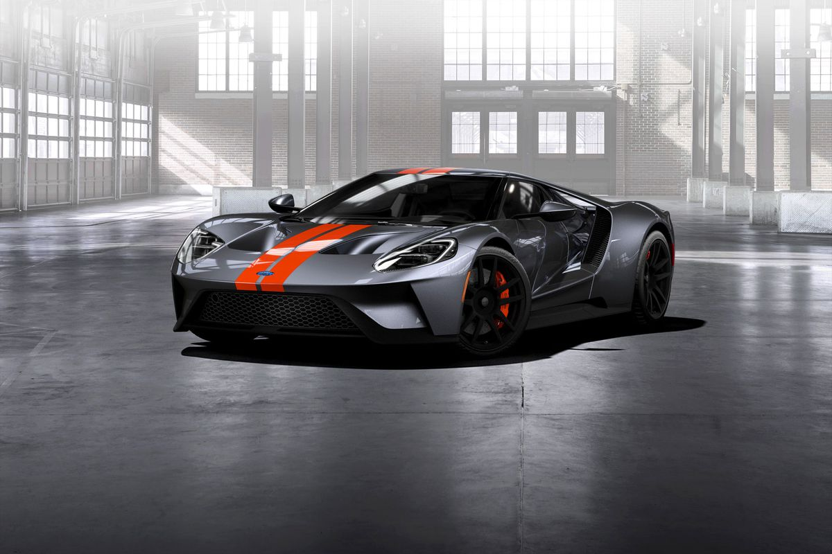 You Can Now Apply To Buy The Incredible Ford Gt But You