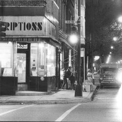 The intersection of Taylor and Racine in Little Italy. | Sun-Times Archives