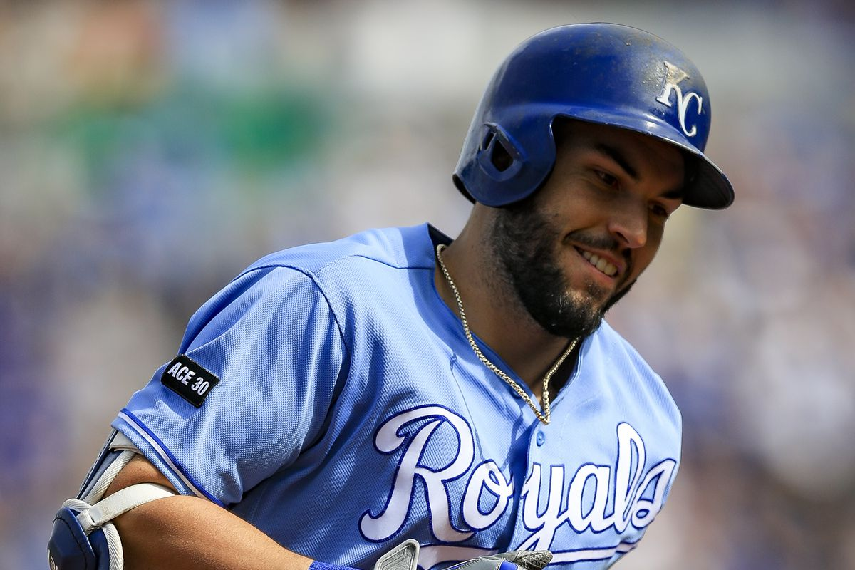 Eric Hosmer has a $147 million offer from the Royals