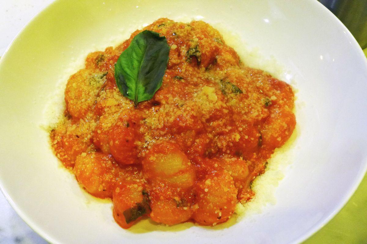 Gnocchi from Sorbillo