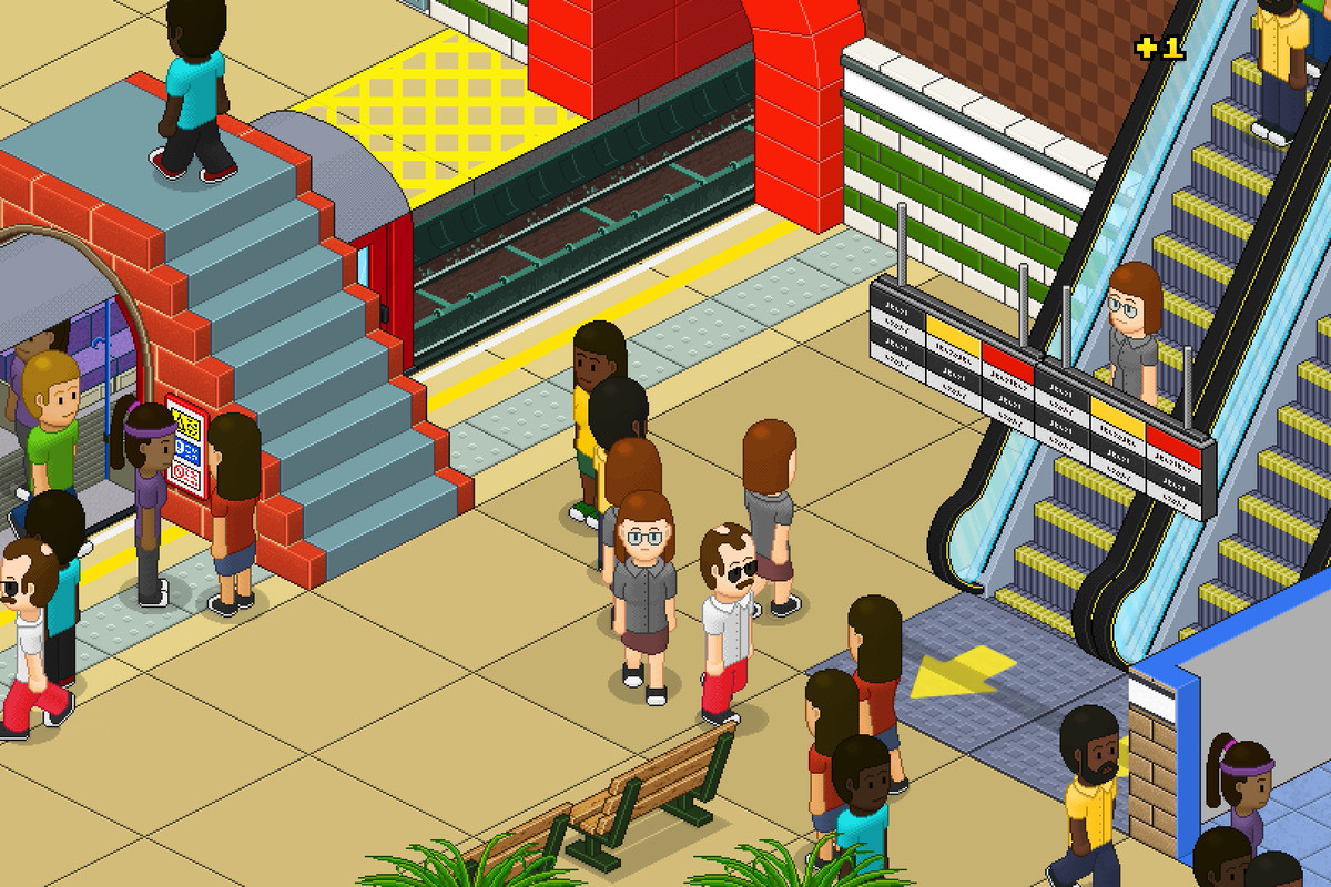 Overcrowd forces you to think about transit design in a