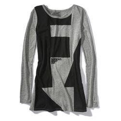 Women's long-sleeved t-shirt, $30