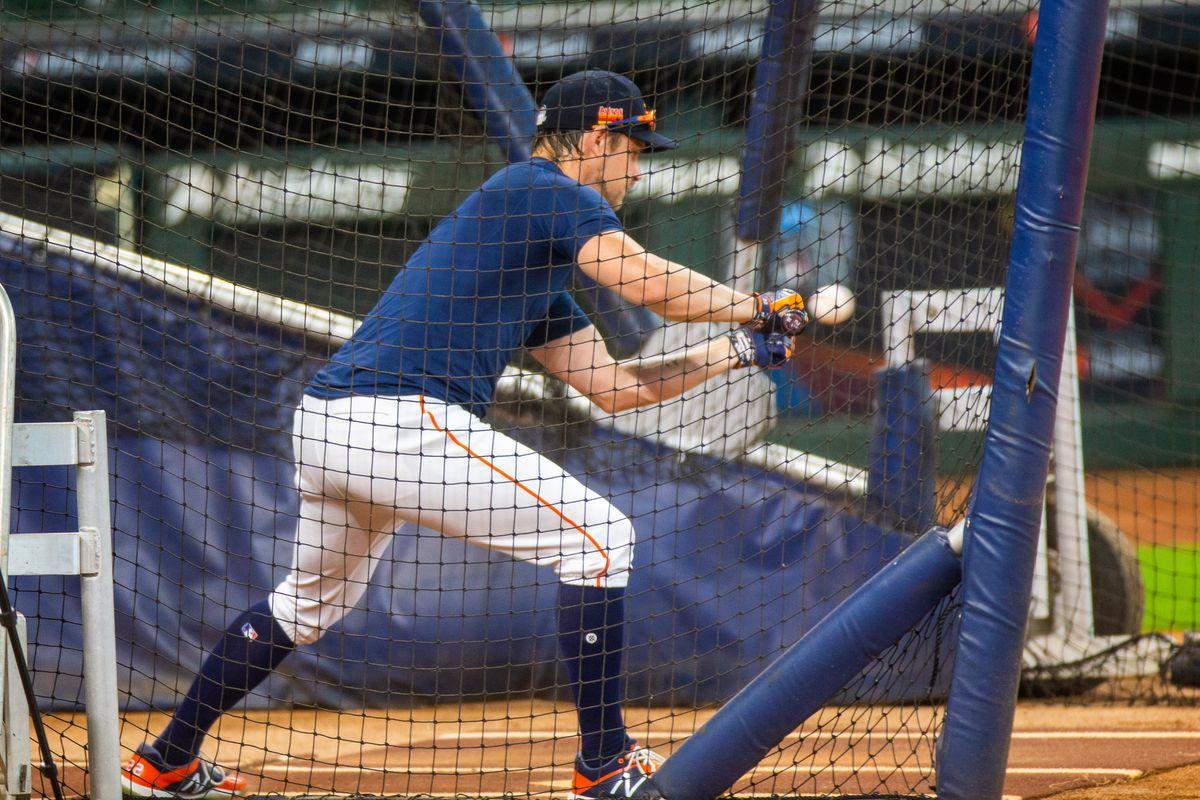MLB: JUL 12 Astros Summer Camp