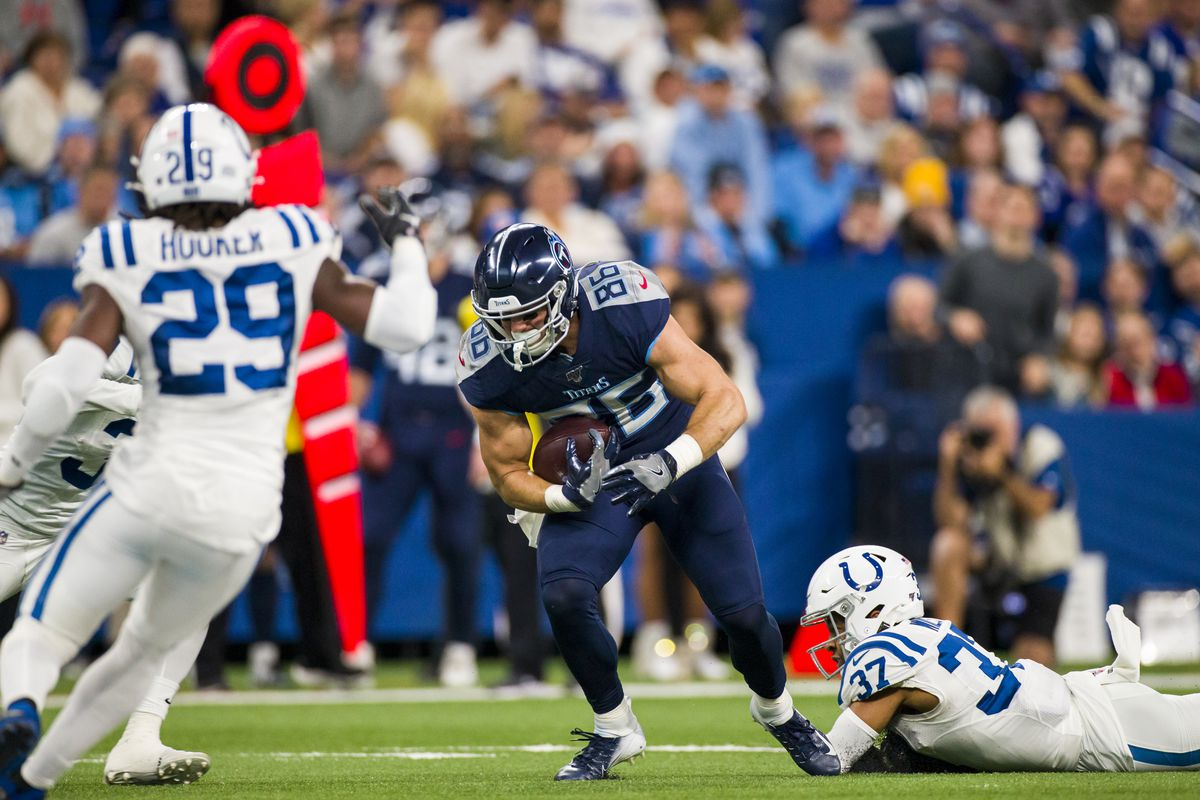 Tennessee Titans v Indianapolis Colts