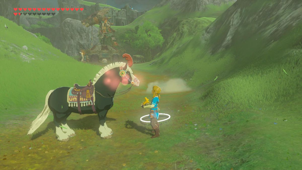 Zelda Breath Of The Wild Guide How To Get Extra Stamina