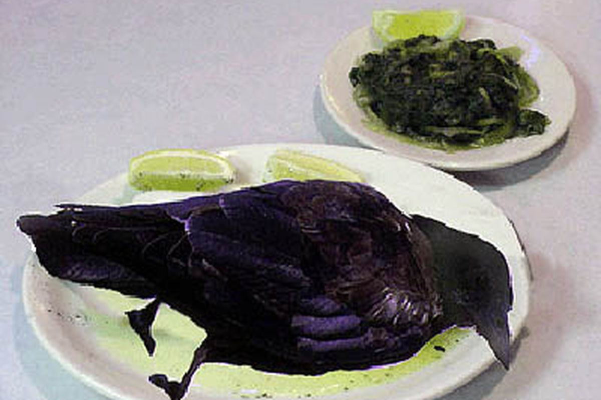 "via <a href=""http://3.bp.blogspot.com/_ilTc1CqteBU/SlVIzabS93I/AAAAAAAAF6k/BZKzdBKIius/s400/Eating+crow.jpg"">3.bp.blogspot.com</a>"