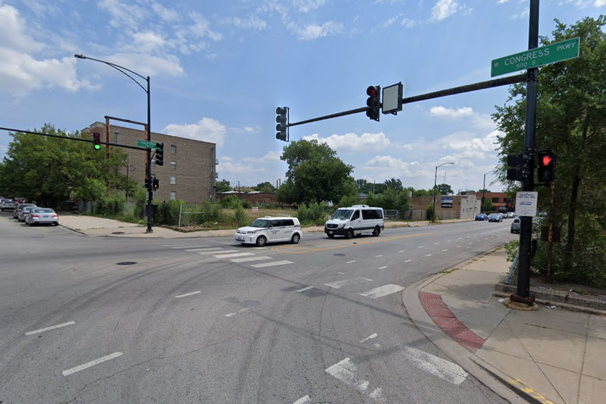 Three people were shot, one fatally Feb. 8, 2020 in the 2800 block of West Congress Parkway.