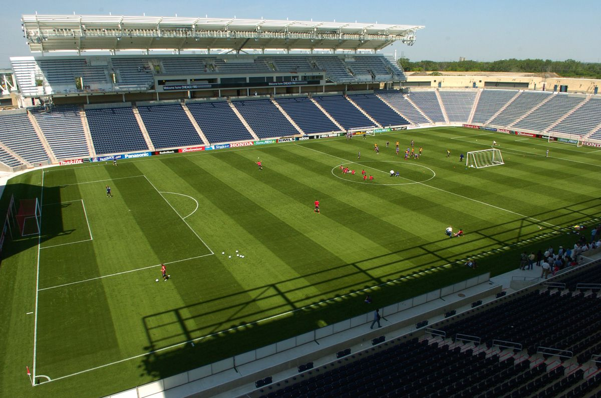 Bridgeview built a new soccer-only stadium to lure the Chicago Fire from Soldier Field to the western suburb in 2006.
