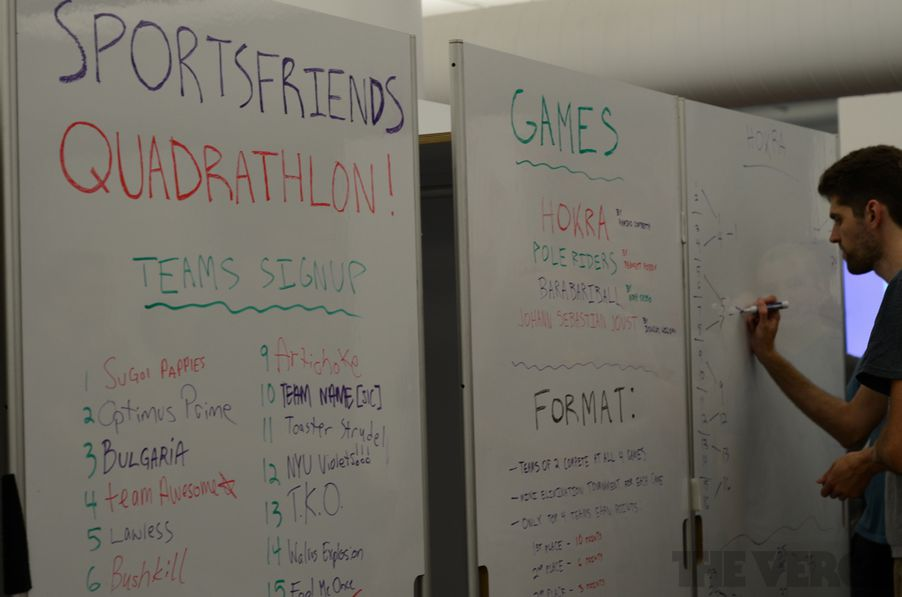 With Sportsfriends Indie Developers Show There S More