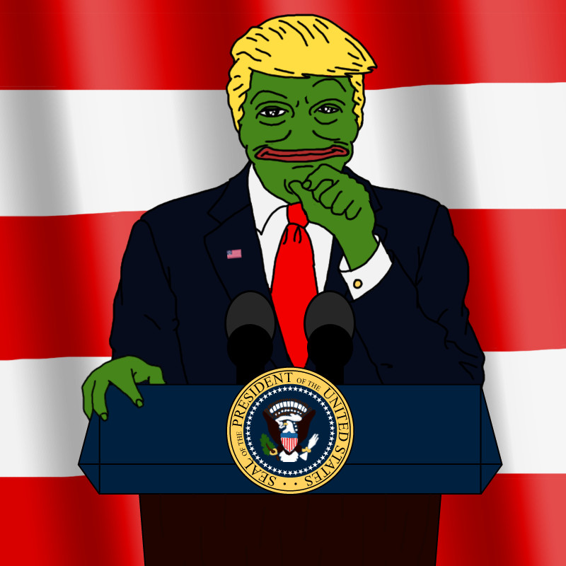 Donald Trump Pepe