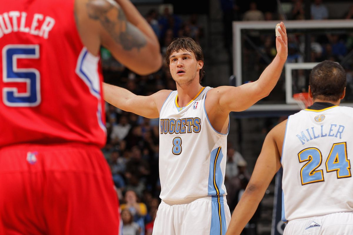 Danilo Gallinari hasn't the slightest as to how the playoff seeds will turn out. Do you?