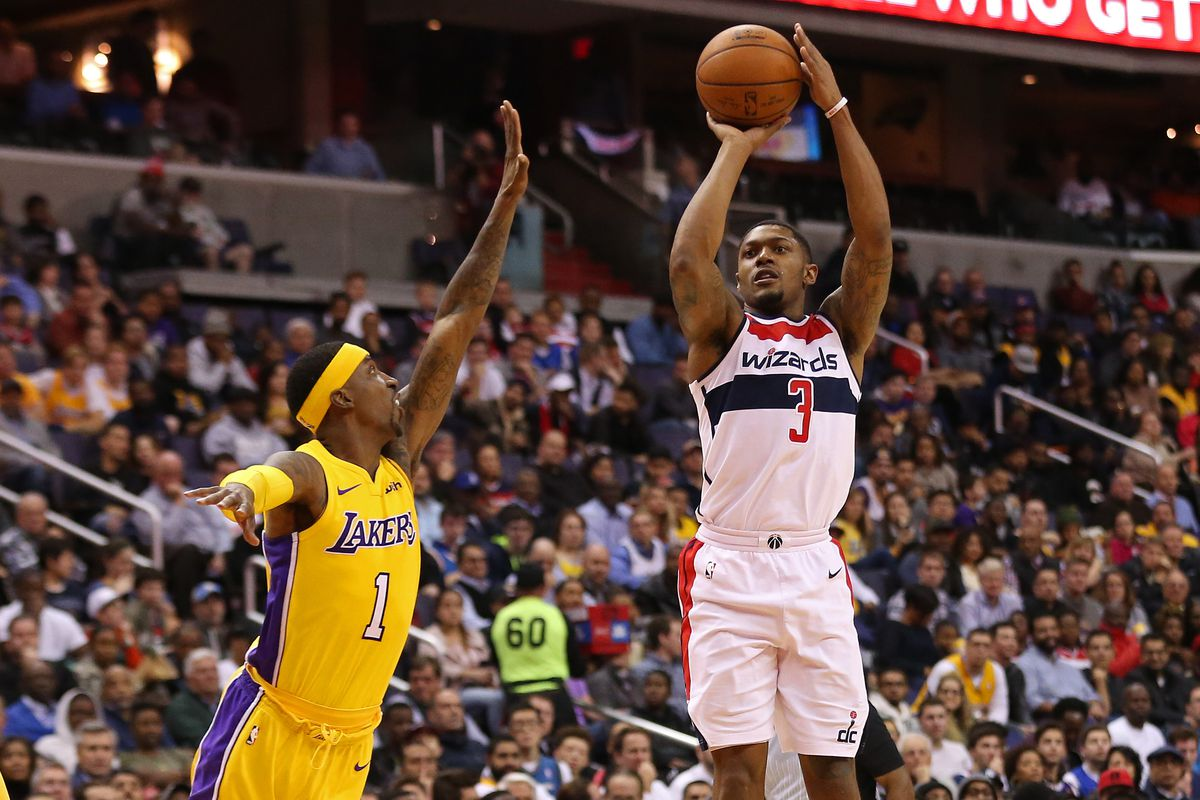 8e788a43fd30 Lakers vs. Wizards Preview  Can L.A. expose Washington s poor defense