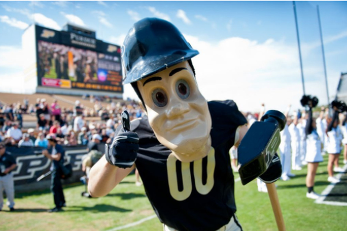 We're nothing but charitable here at crimson quarry dot com, so we thought we might help the Purdue Boilermakers out with their next football coaching ...