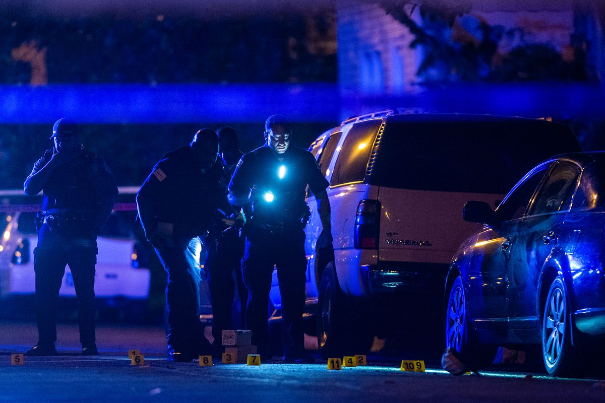 Man shot and killed in South Chicago