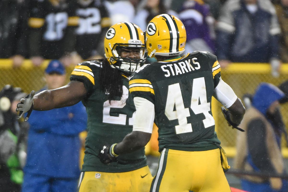 Packers Depth Chart 2016 Projecting The Offense As Of Otas