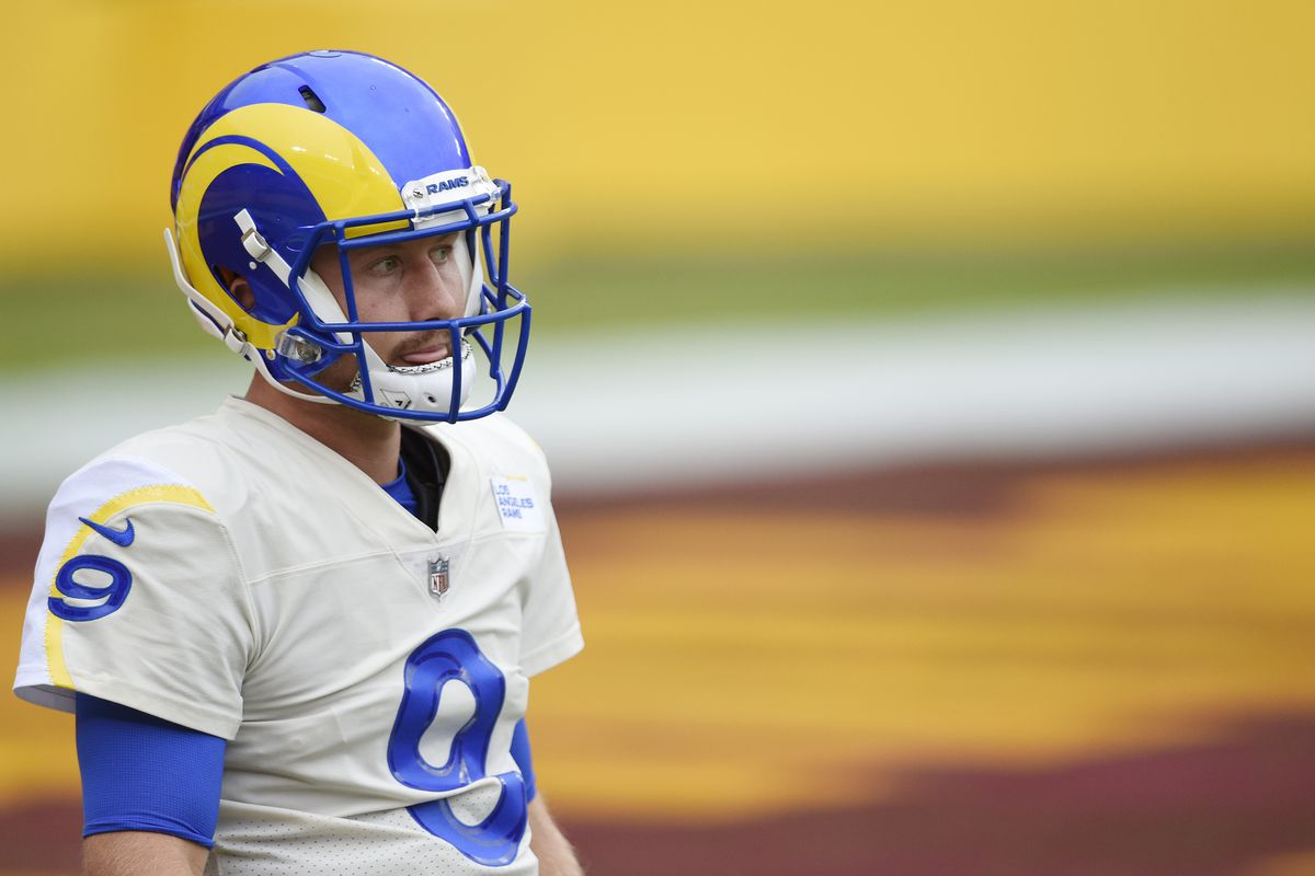 John Wolford Fantasy Football Start Sit Advice What To Do With The Rams Qb In Week 17 Draftkings Nation