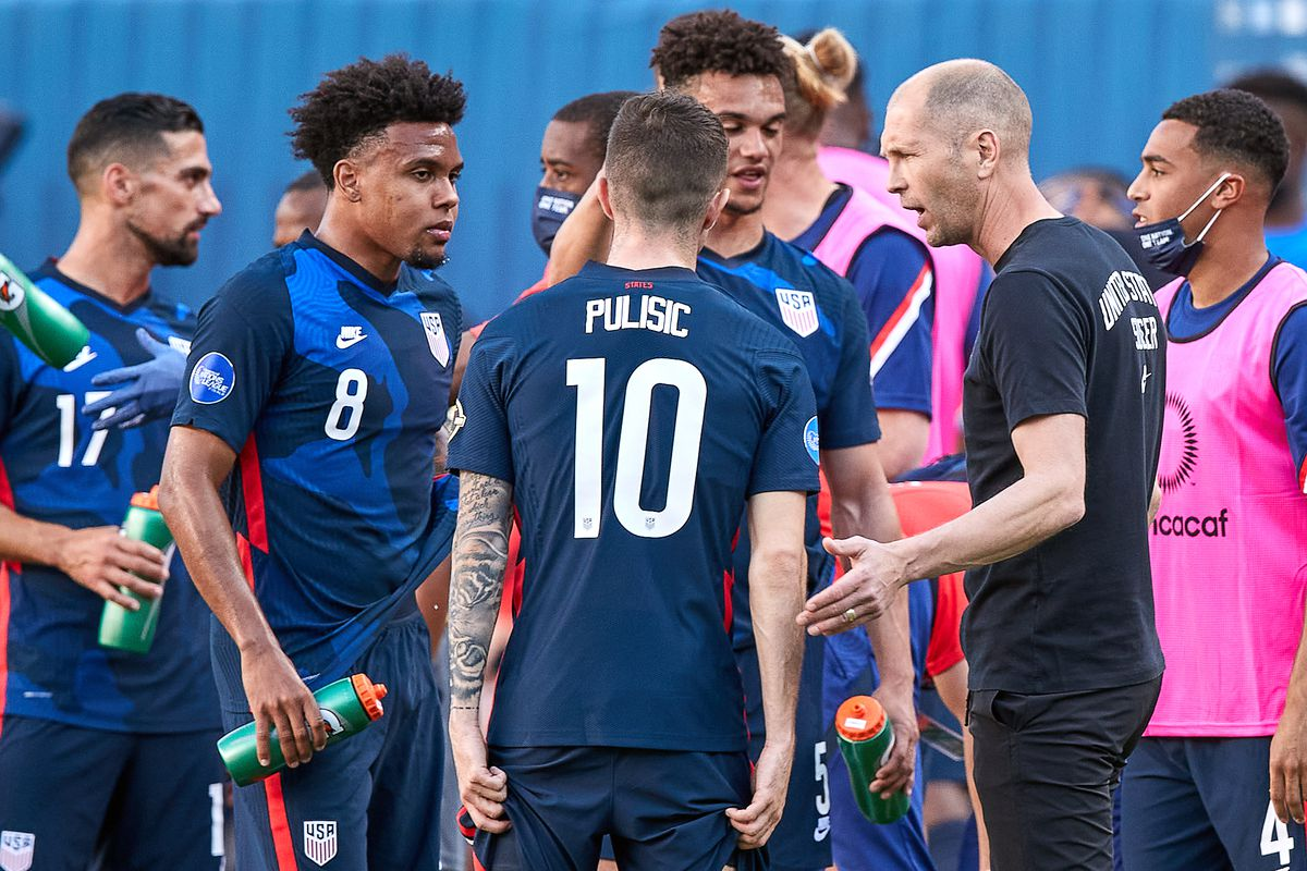 SOCCER: JUN 03 Concacaf Nations League Semfinal - Honduras v USA