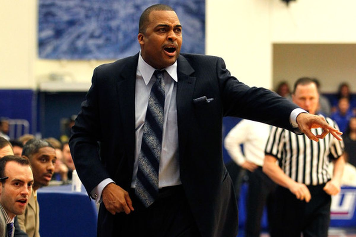 Ron Hunter has Georgia State making waves in their first year in the Sun Belt