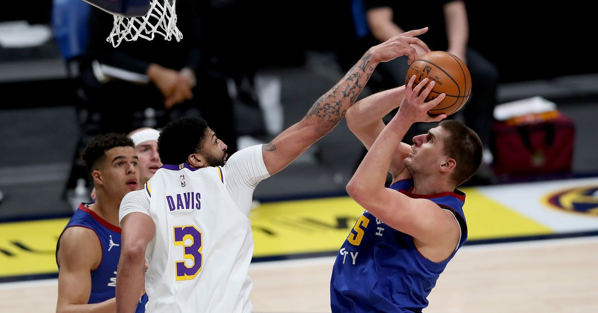 It's 'unlikely' Lakers bring Anthony Davis back before All-Star break - Silver Screen and Roll