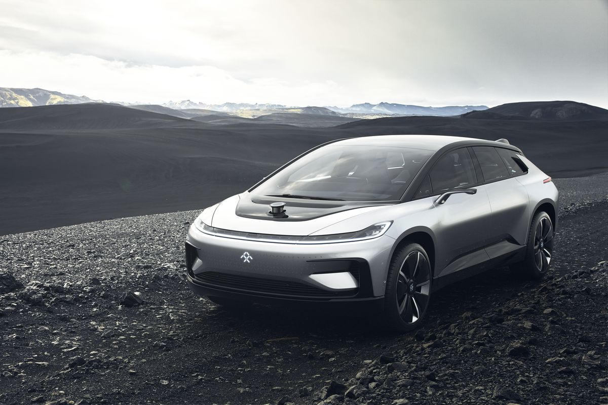 Faraday Future The Rise And Fall Of Electric Car Startup