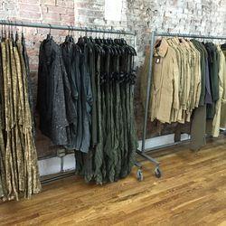 Overstock racks
