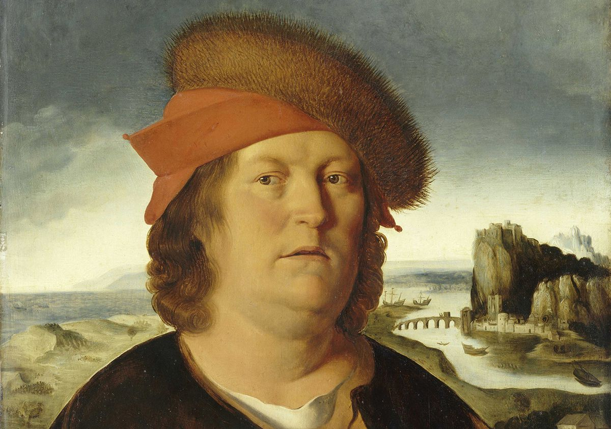 Paracelsus, looking slightly confused.