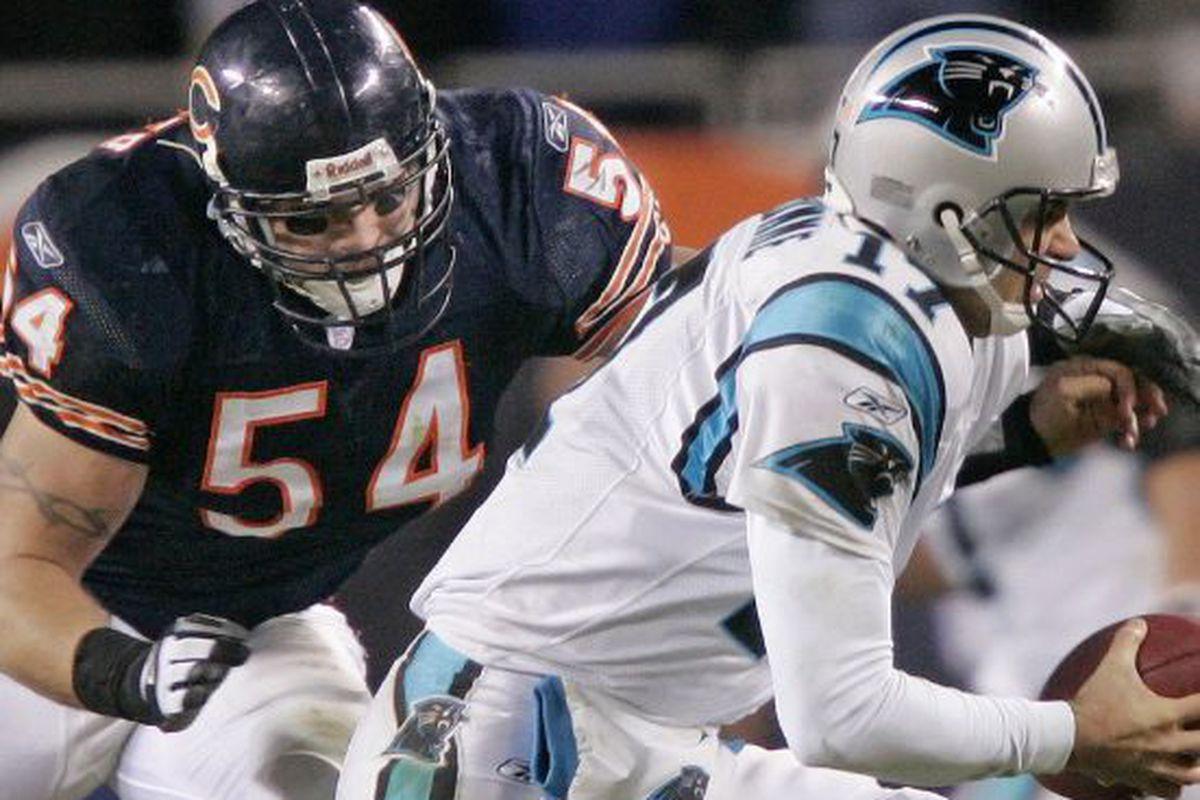 new styles 6f033 7c434 Bears Hall of Famer Brian Urlacher's legacy uncertain ...
