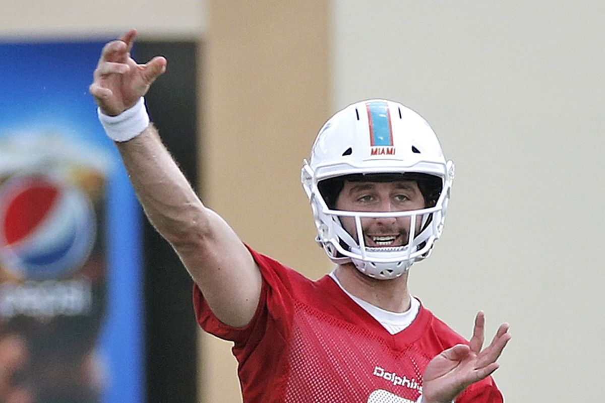 Dave Hyde: Heres the good news of Josh Rosen not wowing Dolphins (or anyone) out the gates