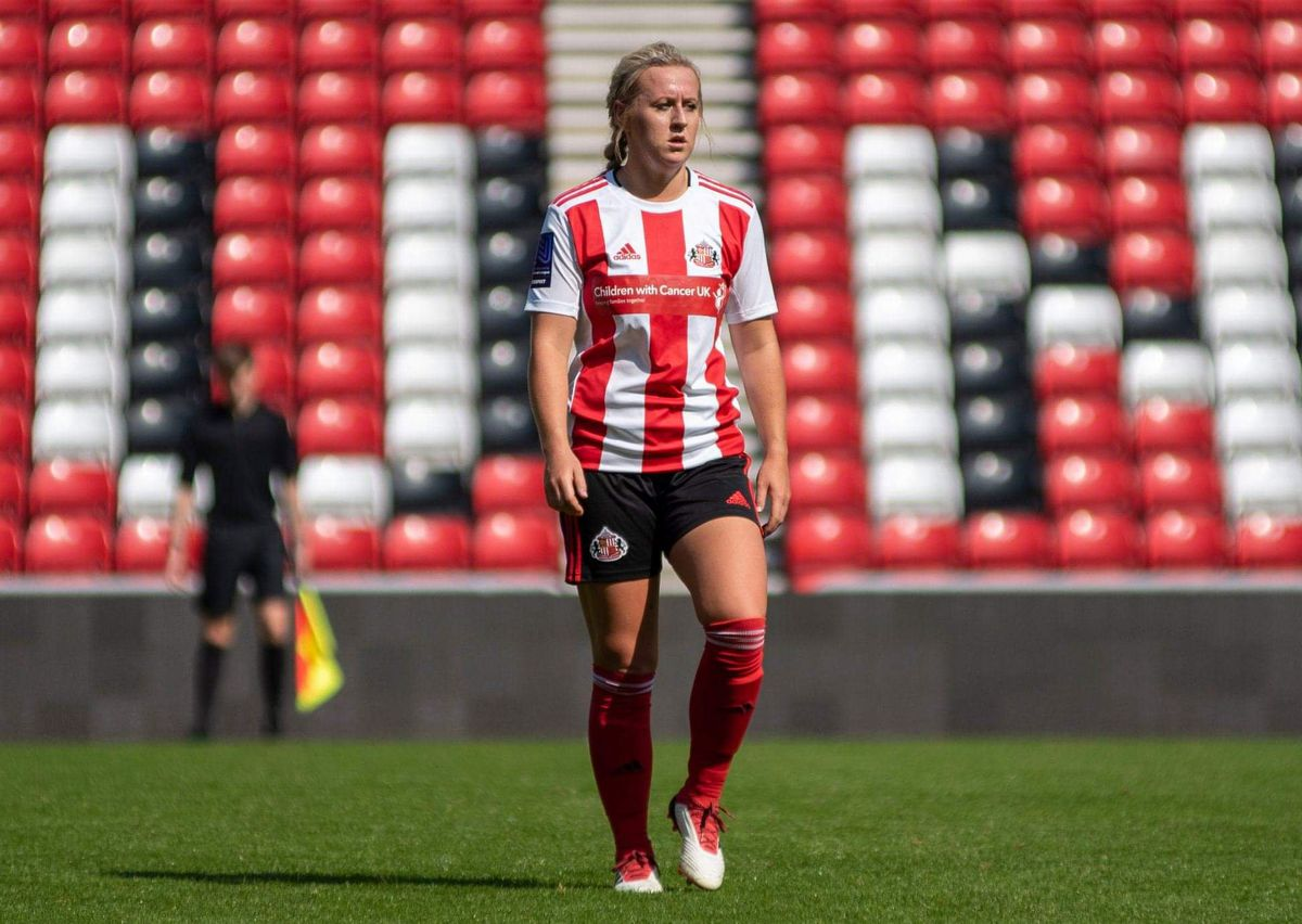 Interview: Getting to know Sunderland AFC Ladies defender ...