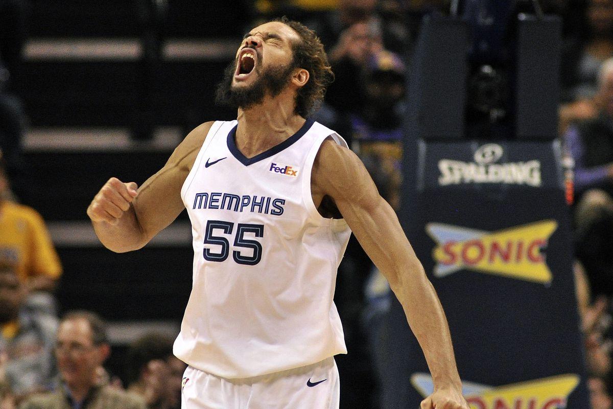 185a9fcd169 Memphis Grizzlies defeat the L.A. Lakers 110-105 - Grizzly Bear Blues