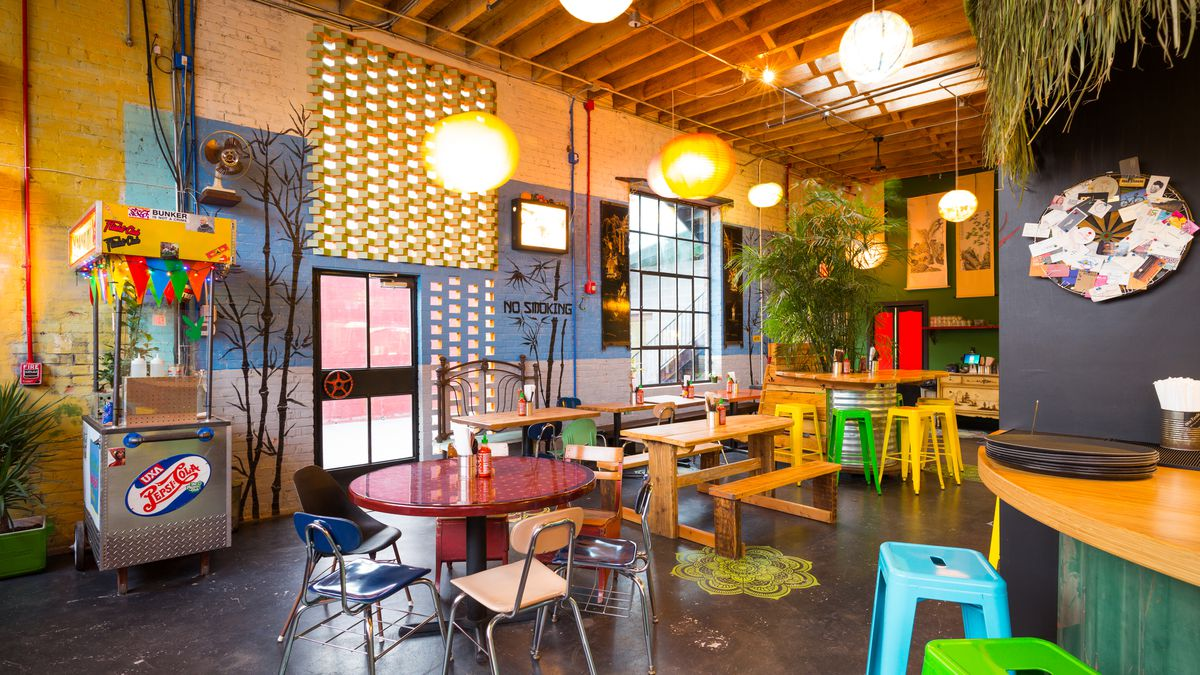 A Look At The New Bunker Jimmy Tu S Ambitious Bushwick