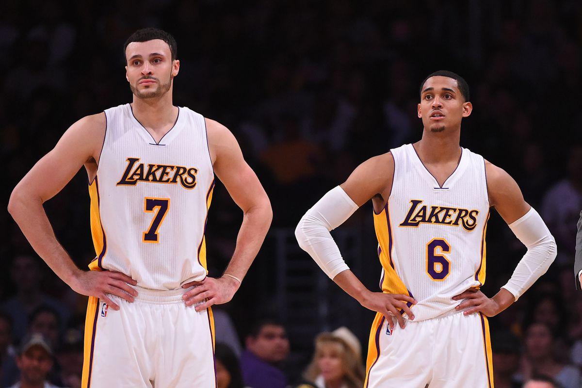 0ac7aa13a67 Lakers Trade Rumors: Lakers offering Jordan Clarkson, Larry Nance Jr.  package at deadline