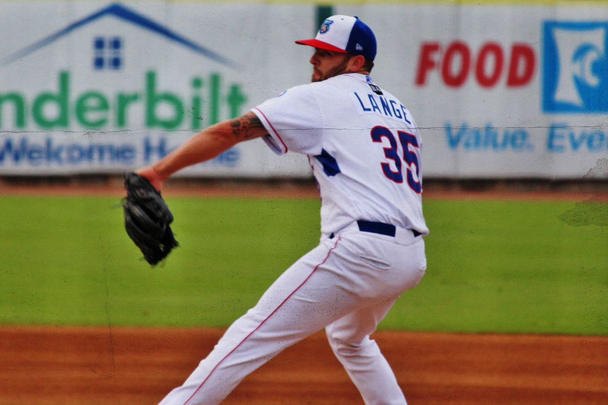 Alex Lange