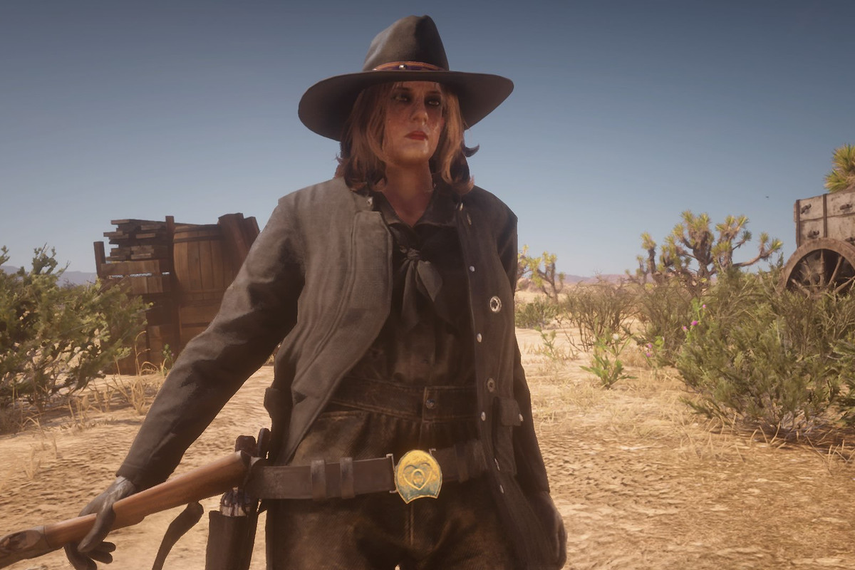 Red Dead Online's Gun Rush captures the best and worst of