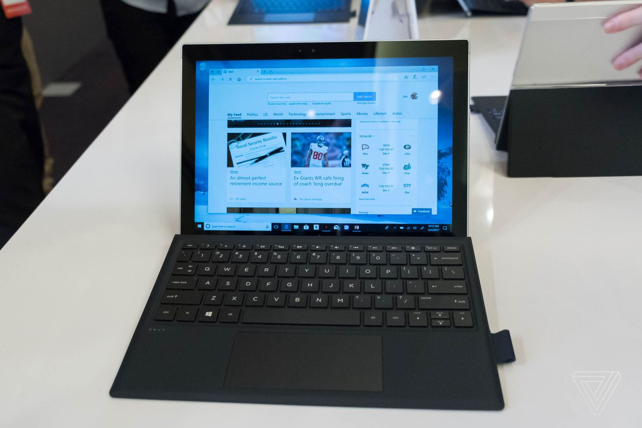 t mobile at t sign on to sell windows 10 on snapdragon pcs