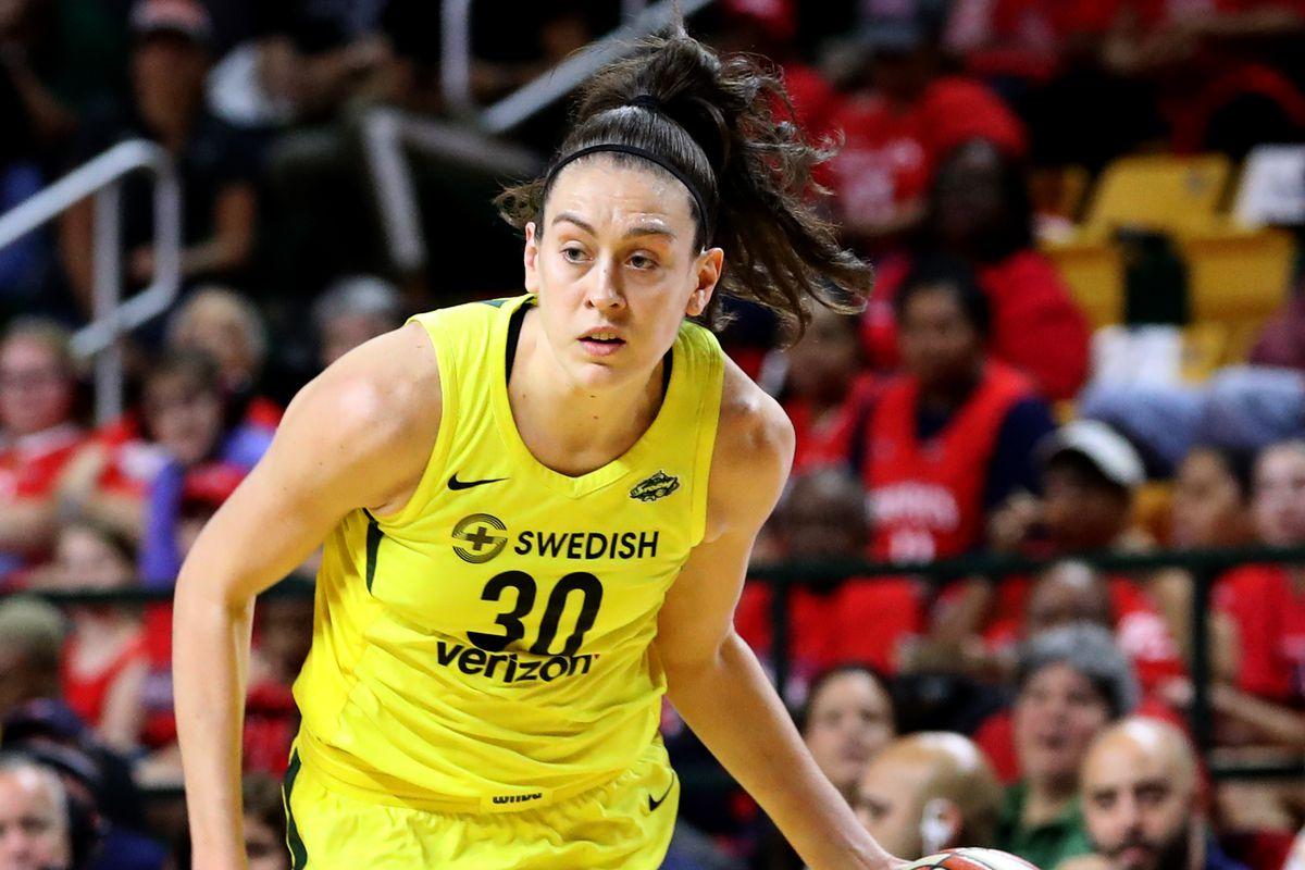 WNBA Finals - Game Three