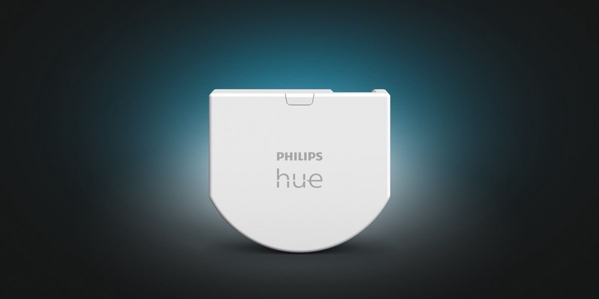 Image of article 'Philips Hue launches a long-awaited light switch module and more'