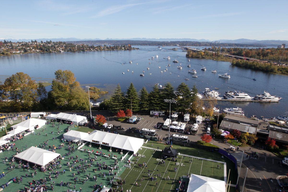 NCAA FOOTBALL: OCT 22 Oregon State at Washington