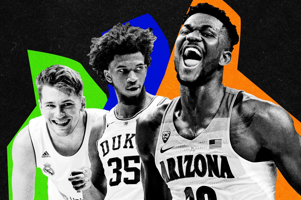 c38154b9764c The 2018 NBA First-Round Draft Grades - The Ringer