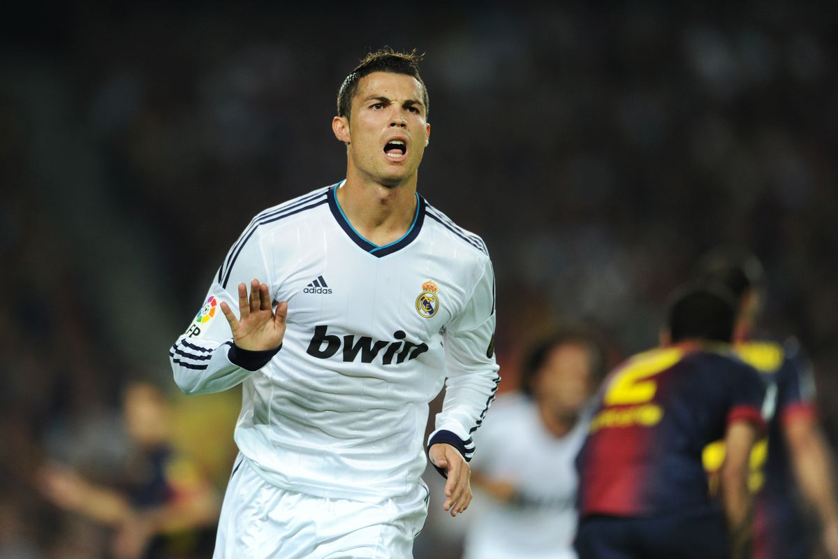 huge selection of 17751 6a663 Real Madrid vs. Barcelona, 2012 El Clasico: Final Score 2-2 ...