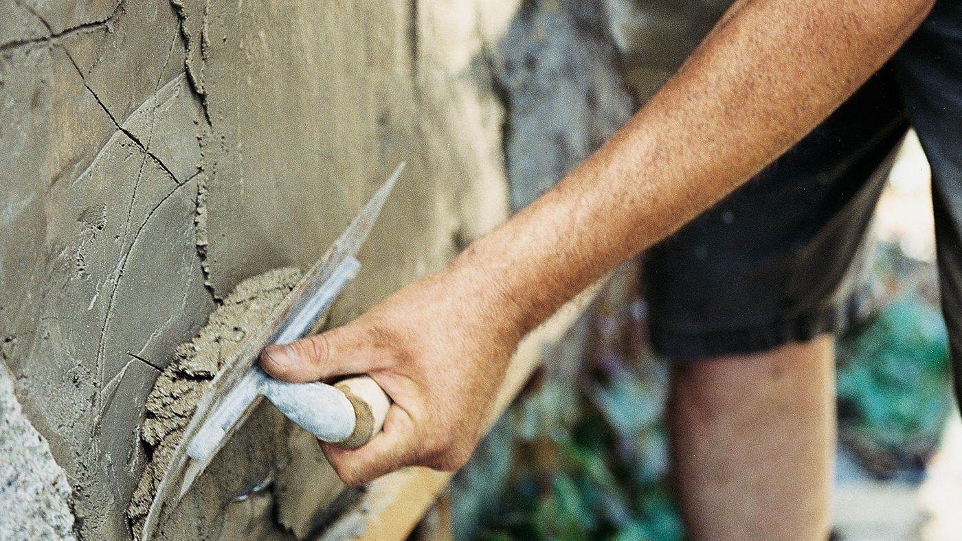 How To Repair Stucco This Old House