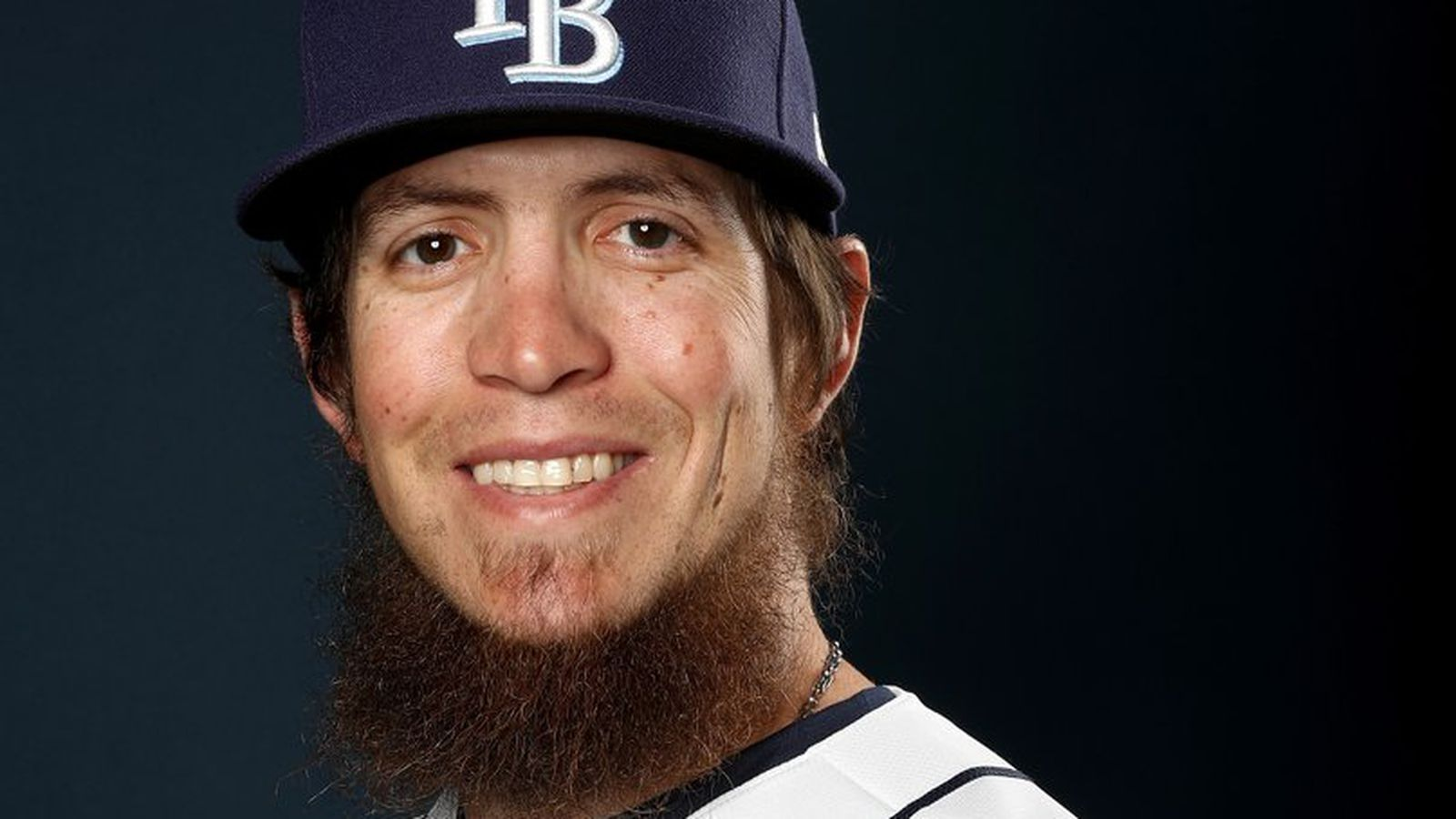 Colby Rasmus Glorious Neckbeard Flows Like A Hairy