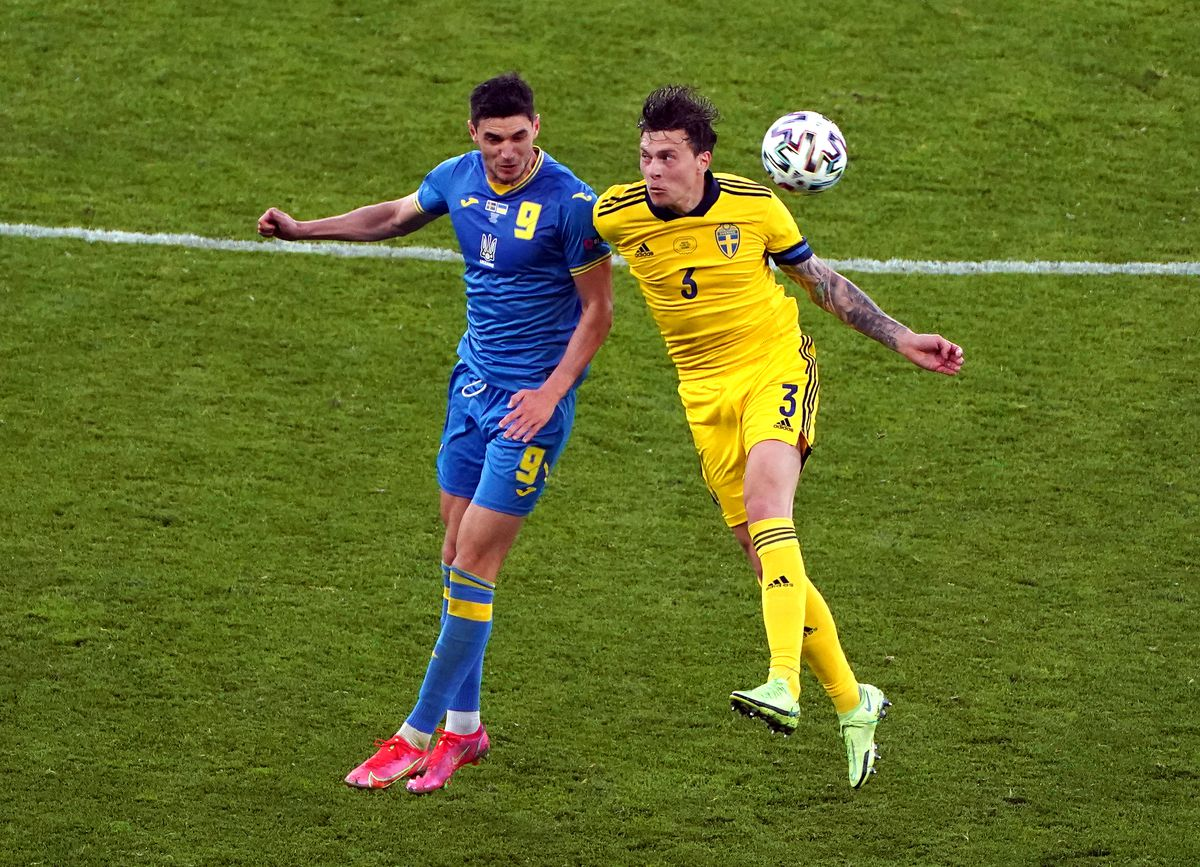 Sweden v Ukraine - UEFA Euro 2020 - Round of 16 - Hampden Park