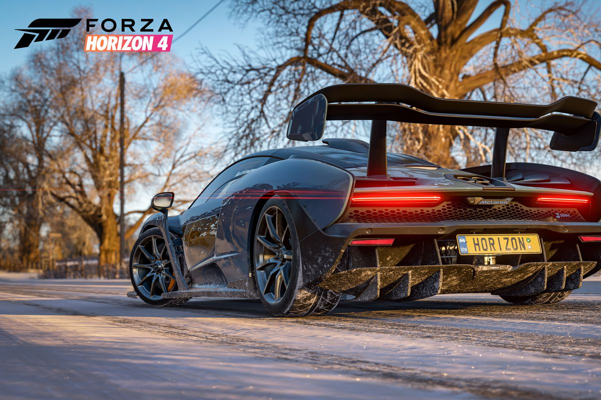 Forza Horizon 4 is discounted at Newegg - The Verge