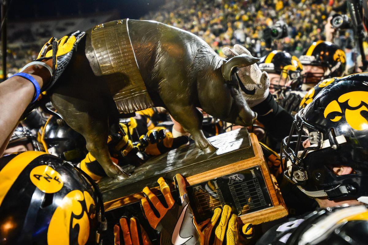 Big Ten Week 12 Schedule Picks Predictions Analysis Iowa